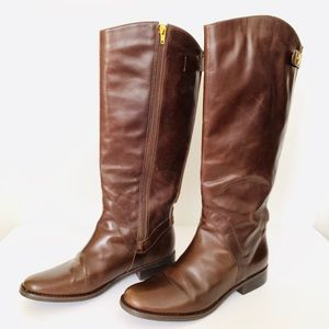 Steve Madden Sady Round Toe Brown Boot Like New